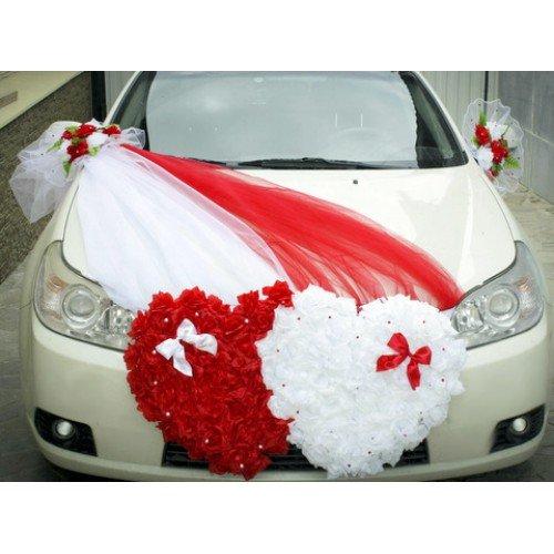 Как украсить машину для свадьбы своими руками фото